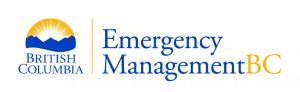 Colour Emergency Management BC Logo
